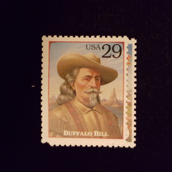 BUFFALO BILL CODY c29 1994 Legends of The West NH Mint #2869 $.50
