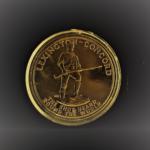 AMERICAN REVOLUTION BICENTENNIAL 1775-1975 PAUL REVERE 1975 1.50in 38.00×2.802mm rev