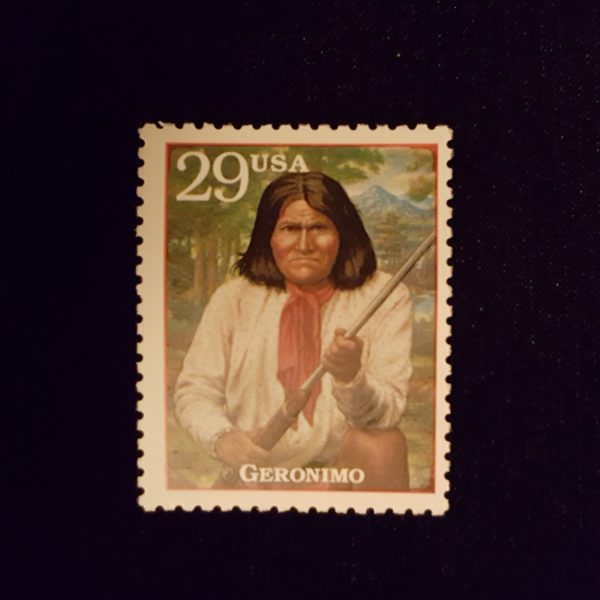 GERONIMO c29 1994 Legends of The West NH Mint #2869 $.50